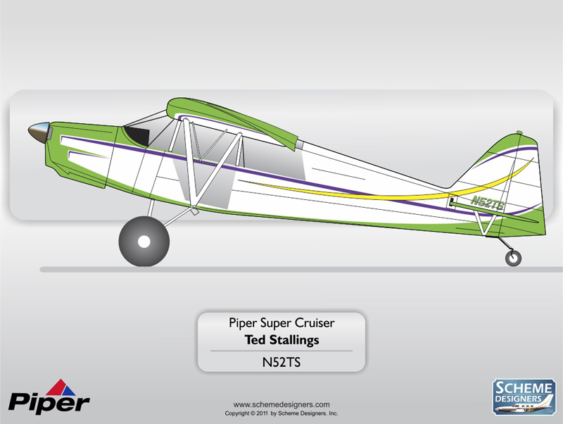 Piper Super Cruiser N52TS
